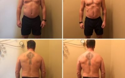 TORY'S NUTRITION JOURNEY